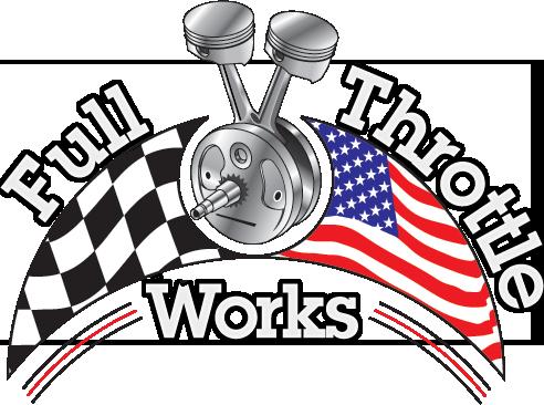 Full Throttle Works - Custom Built Motorcycles